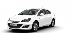 Opel Astra J (хэтчбэк, седан, универсал) 2009 — 2017
