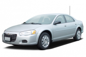 Chrysler Sebring Coupe 2003 — 2007
