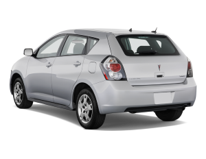 Pontiac Vibe I 2002 — 2008