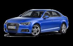 Audi A4 (B9) 2015