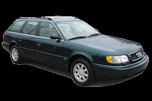Audi A6 (C4, 4A) 1994 — 1997