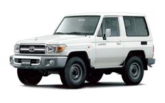 Toyota Land Cruiser 70 1984 — 2007