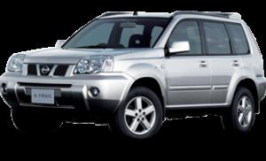 Nissan X-Trail (T30) правый руль 2001 — 2007