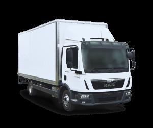 MAN 8.180 LC фургон