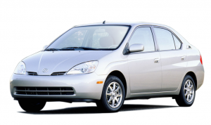 Toyota Prius (NHW20) 2004 — 2009