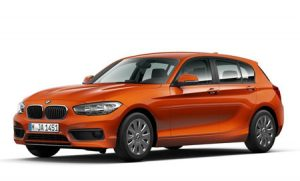 BMW 1 (F20, F21) 2011 — н.в.