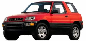 Toyota RAV4 I (XA10) 3дв 1994 — 2000