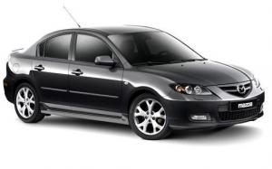 Mazda 3 (BK) седан 2003 — 2009