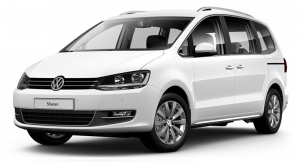 Volkswagen Sharan I Рестайлинг II 2003 — 2010
