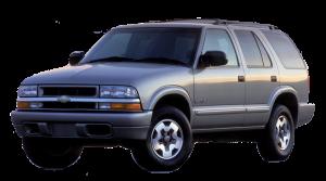 Chevrolet Blazer II 1994 — 1998