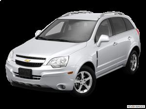 Chevrolet Captiva Sport Review