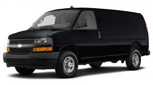 Chevrolet Express 1996 — 2002