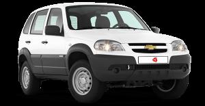 Chevrolet Niva 2002 — 2009
