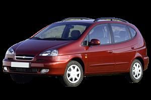 Chevrolet Rezzo 2004 — 2010