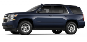 Chevrolet Tahoe IV 7 мест 2014