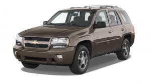 Chevrolet TrailBlazer 2001 — 2006