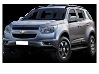 Chevrolet TrailBlazer 2012 — 2016