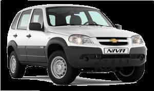 Chevrolet Niva 2009 — н.в.