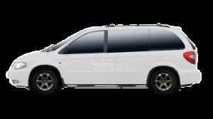 Chrysler Voyager IV 2001 — 2004