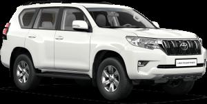 Toyota Land Cruiser Prado 150 2009 — 2013