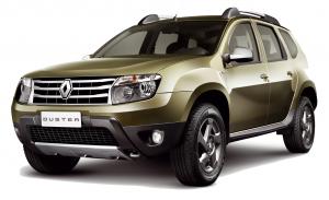Renault Duster 2015 — н.в.