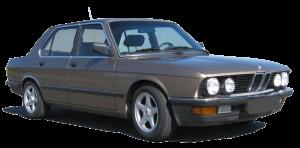 BMW 5 (E28) 1981 — 1987