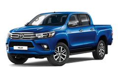 Toyota Hilux VIII 2015 — н.в.