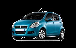 Suzuki Splash 2008 — н.в.