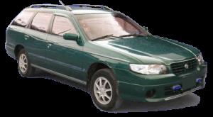 Nissan Expert правый руль 1999 — 2006