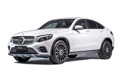 Mercedes-Benz GLC coupe 2016 — н.в.