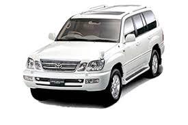 Toyota Land Cruiser Cygnus 2002 — 2005