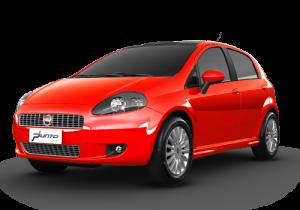 Fiat Punto 3дв 2009 — 2012