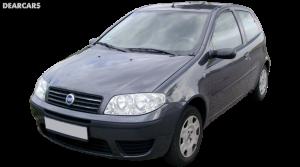 Fiat Punto III 2009 — 2012 3дв.