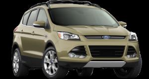 Ford Escape II 2007 — 2012