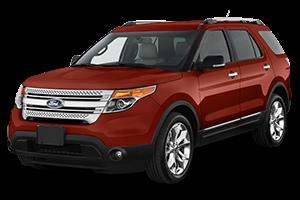 Ford Explorer V 2011 — 2015