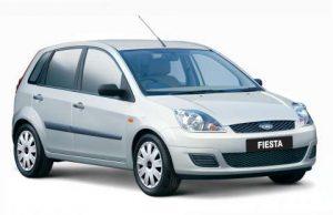 Ford Fiesta V