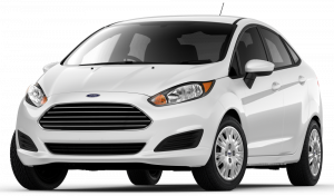 Ford Fiesta VI седан 2012