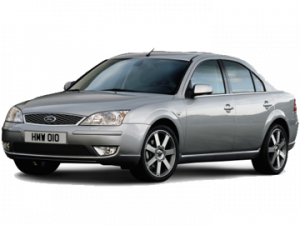 Ford Mondeo III 2000 — 2007