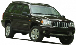 Jeep Grand Cherokee (WJ) 1999 — 2004