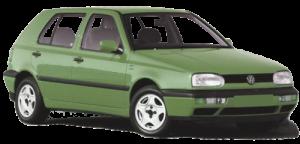 Volkswagen Golf III 1991 — 1997