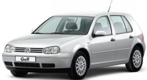 Volkswagen Golf IV 1997 — 2003 хэтчбэк
