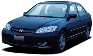 Honda Civic VII хэтчбек 3 дв 2000 — 2005