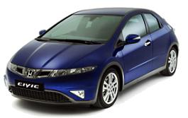 Honda Civic VIII хэтчбек 2006 — 2012