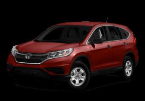 Honda CR-V V 2016