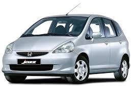 Honda Jazz 2004 — 2008