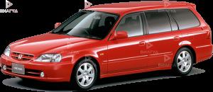 Honda Orthia l рестайлинг правый руль 1996 — 2002