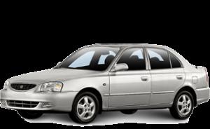 Hyundai Accent II 2000 — 2012