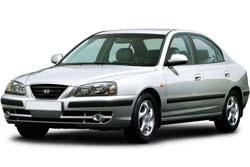 Hyundai Elantra III багажник 2000 — 2010