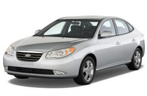 Hyundai Elantra IV 2006 — 2010