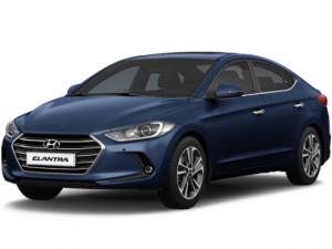 Hyundai Elantra седан VI